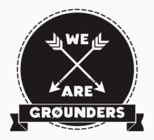 We Are Grounders by honestlyanthony