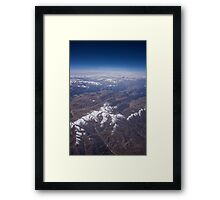 The Roof of the World Framed Print