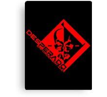 Desperado Enforcement, LLC Canvas Print