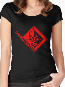 Desperado Enforcement, LLC Women's Fitted Scoop T-Shirt