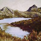 Dove Lake, Cradle Mountain, Tasmania by Terri Maddock