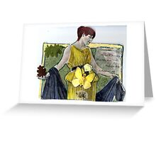 Little Miracles(Please Enlarge) Greeting Card