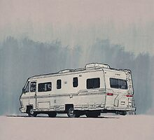 California RV by Tom Mayer
