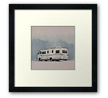 California RV Framed Print
