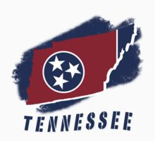 TENNESSEE state flag Kids Clothes