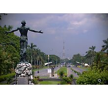 Oblation Photographic Print