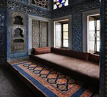 The Baghdad Pavilion by Peter Hammer