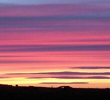 Stunning Scottish sunset series -four by sarnia2