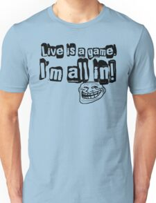 Coolface3 Unisex T-Shirt