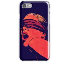 Blindfolded iPhone Case/Skin
