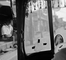 Tuk-Tuk Driver by liza1880
