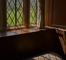 An Elizabethan Window by James  Key