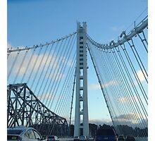 New Bay Bridge Photographic Print