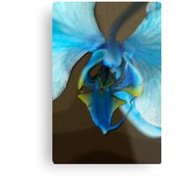 Blue Ribbon Metal Print