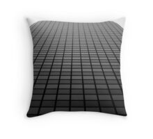 An office building in Melbourne Throw Pillow