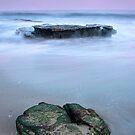 North Era Beach NSW by Robert Chester Lee