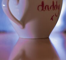 Mug of Love for Daddy  by TommyCorry