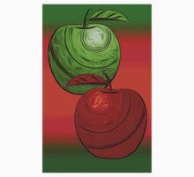 How do you like Dem Apples2/ Fruit Shop Kids Tee