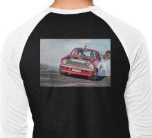 TYRFRYR Asponats Burnout Men's Baseball ¾ T-Shirt