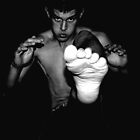 Ju jitsu by Nathan  Halpin