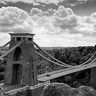 The Clifton Suspension Bridge  by funkybunch