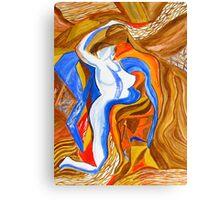 Kamasutra Canvas Print