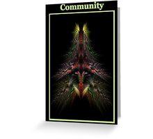 community Greeting Card