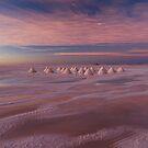 Sunrise over the salt by DianaC