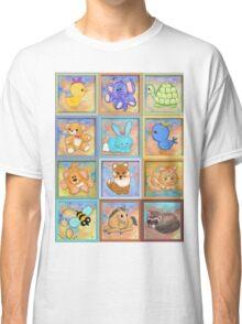 Baby animals Classic T-Shirt