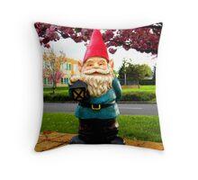 Sakura School Gnome Throw Pillow