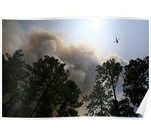 Fire Cloud Poster