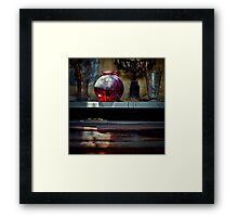 Remembrance [Red Elixer] Framed Print