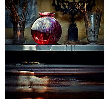 Remembrance [Red Elixer] Photographic Print