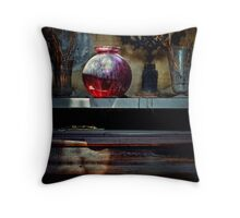 Remembrance [Red Elixer] Throw Pillow