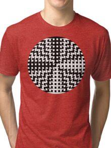 Cross Eyes Tri-blend T-Shirt