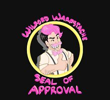 Wilford Warfstache Seal of Approval T-Shirt