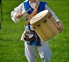 Drummer Boy by Taff