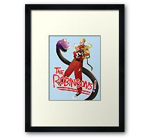 Meet The Robinsons (of the Satellite of Love) Framed Print