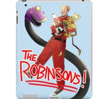 Meet The Robinsons (of the Satellite of Love) iPad Case/Skin