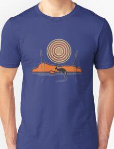 Aborigional Sunrise T-Shirt