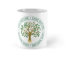 Save nature seal Mug