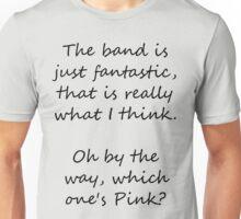 Pink Floyd - Have a Cigar! Dark Text Unisex T-Shirt
