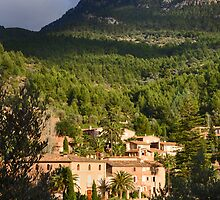 Deia, Majorca by Nick  Gill