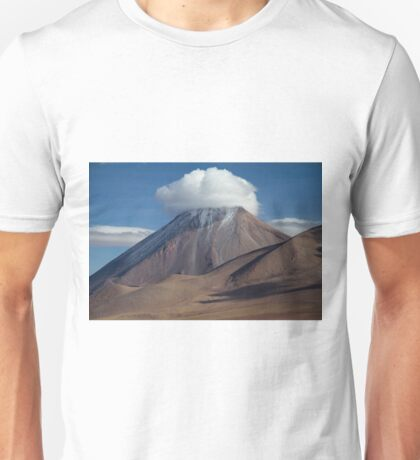 Licancabur Volcano Unisex T-Shirt