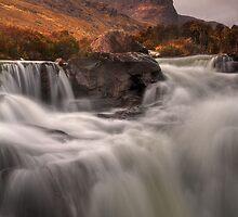 Russel Burn Falls by Karl Williams