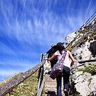 To the top... by Ruth Smith