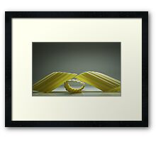 Pasta Edition Framed Print