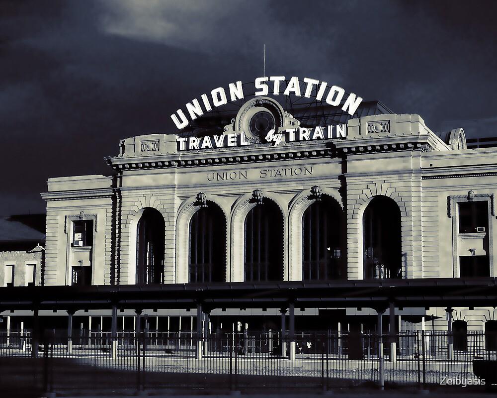 """""""Union Station"""" Denver, CO by Zeibyasis"""