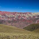Hornocal Mountain Range by DianaC