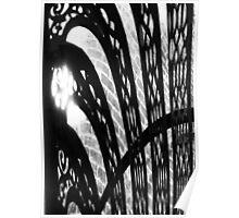 Pemaquid Spiral Staircase Design Poster